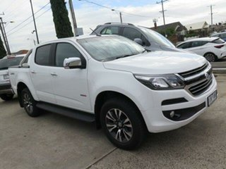 2018 Holden Colorado RG MY19 LTZ Pickup Crew Cab Summit White 6 Speed Sports Automatic Utility.