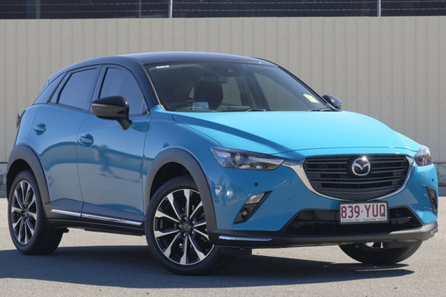 Demo Mazda CX-3 DK2W7A sTouring SKYACTIV-Drive FWD, CX-3 D 6AUTO STOURING PETROL FWD