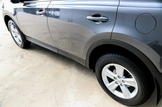 2014 Toyota RAV4 ZSA42R MY14 GXL 2WD Graphite 7 Speed Constant Variable Wagon