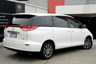 2018 Toyota Tarago GSR50R Ultima Crystal Pearl 6 Speed Sports Automatic Wagon.