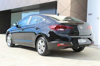 2018 Hyundai Elantra ACTIVE S.SENSE Phantom Black 6 Speed Automatic Sedan.