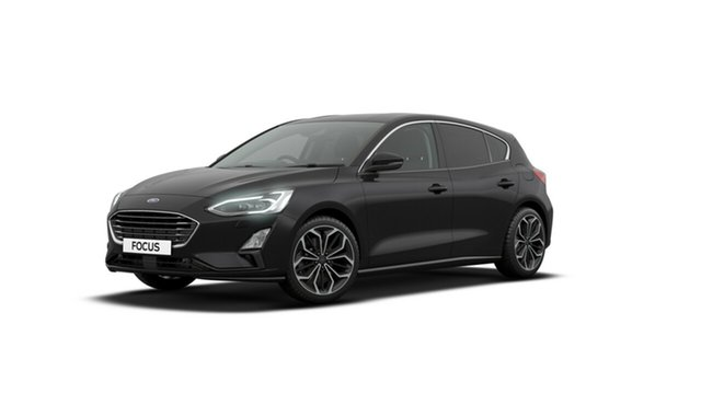 Demo Ford Focus SA 2019MY Titanium, 2018 Ford Focus SA 2019MY Titanium 8 Speed Automatic Hatchback
