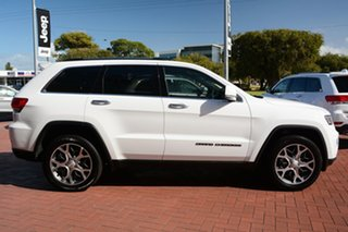2019 Jeep Grand Cherokee WK MY20 Limited Bright White 8 Speed Sports Automatic Wagon