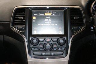 2014 Jeep Grand Cherokee WK MY14 Laredo (4x4) White 8 Speed Automatic Wagon