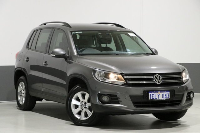 Used Volkswagen Tiguan 5NC MY14 132 TSI Pacific, 2014 Volkswagen Tiguan 5NC MY14 132 TSI Pacific Grey 7 Speed Auto Direct Shift Wagon