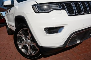 2019 Jeep Grand Cherokee WK MY20 Limited Bright White 8 Speed Sports Automatic Wagon.