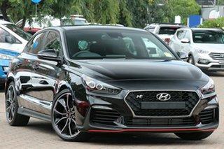 2020 Hyundai i30 PDe.3 MY20 N Fastback Performance Phantom Black 6 Speed Manual Coupe.