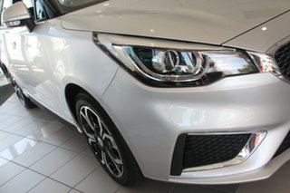 2021 MG MG3 SZP1 MY21 Excite Skyfall Silver 4 Speed Automatic Hatchback.