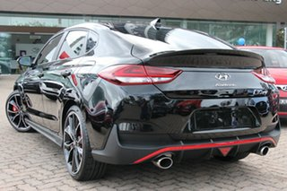 2020 Hyundai i30 PDe.3 MY20 N Fastback Performance Phantom Black 6 Speed Manual Coupe.