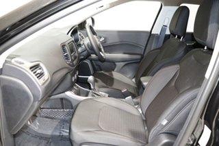 2018 Jeep Compass M6 MY18 Longitude (FWD) Black 6 Speed Automatic Wagon