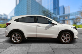 2015 Honda HR-V MY15 Limited Edition White 1 Speed Constant Variable Hatchback