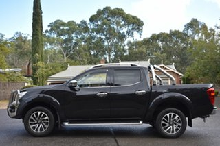 2018 Nissan Navara D23 S3 ST-X 4x2 Cosmic Black 7 Speed Sports Automatic Utility