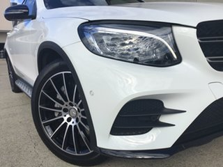 2016 Mercedes-Benz GLC250 X253 d 9G-Tronic 4MATIC White 9 Speed Sports Automatic Wagon.