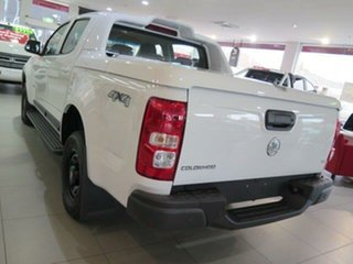 2018 Holden Colorado RG MY19 LS Pickup Crew Cab Summit White 6 Speed Sports Automatic Utility