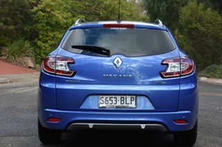 2016 Renault Megane III B95 Phase 2 GT-Line EDC Malta Blue 6 Speed Sports Automatic Dual Clutch