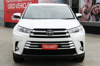 2018 Toyota Kluger GSU50R MY18 GX (4x2) Crystal Pearl 8 Speed Automatic Wagon