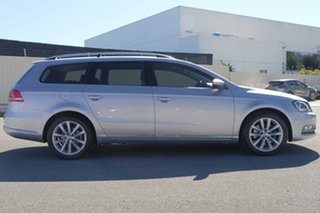 2014 Volkswagen Passat Type 3C MY14.5 130TDI DSG Highline Silver 6 Speed