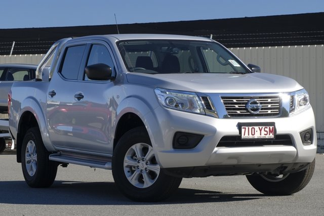 Demo Nissan Navara D23 S3 Silverline, 2018 Nissan Navara D23 S3 Silverline Brilliant Silver 7 Speed Sports Automatic Utility
