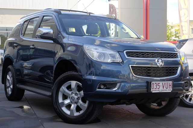 Used Holden Colorado 7 RG MY15 LTZ, 2015 Holden Colorado 7 RG MY15 LTZ Blue 6 Speed Sports Automatic Wagon