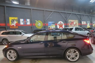 2013 BMW 520d F07 LCI M Sport Gran Turismo Steptronic Blue 8 Speed Sports Automatic Hatchback