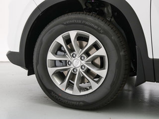 2019 Hyundai Santa Fe TM Active CRDi (AWD) White Cream 8 Speed Automatic Wagon