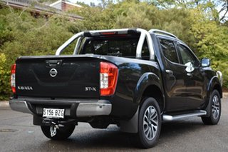 2018 Nissan Navara D23 S3 ST-X 4x2 Cosmic Black 7 Speed Sports Automatic Utility.