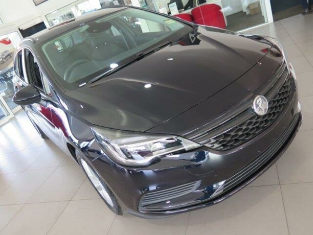 New Holden Astra BK MY18 LS Plus (5Yr), 2019 Holden Astra BK MY18 LS Plus (5Yr) Darkmoon Blue 6 Speed Automatic Sportswagon