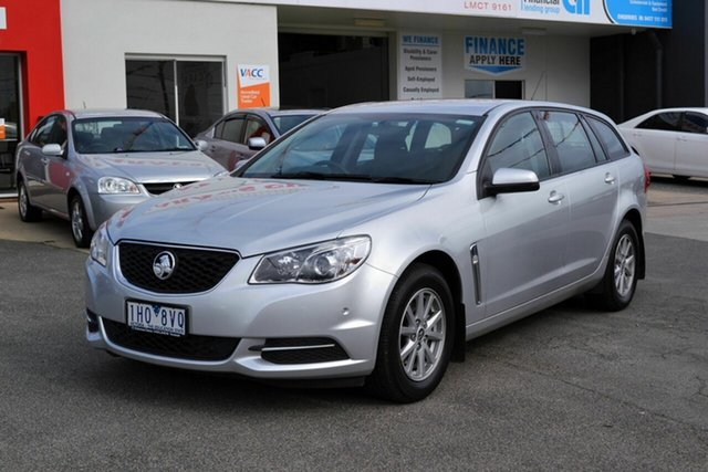 Used Holden Commodore  , 2016 Holden Commodore EVOKE VF II Silver Automatic Wagon