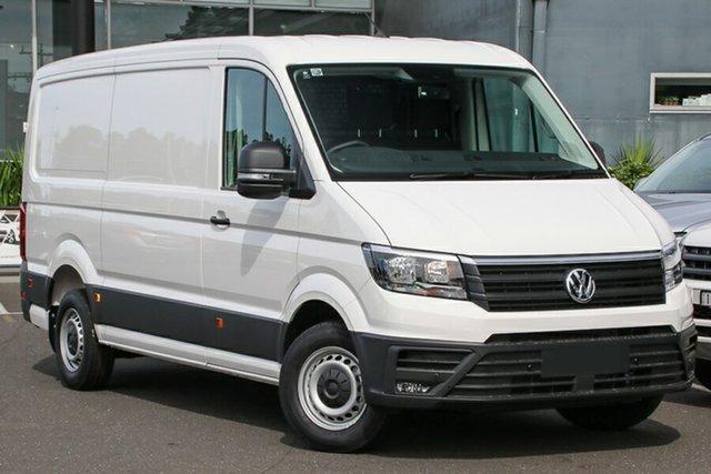 Demo Volkswagen Crafter  , 2019 Volkswagen Crafter Candy White Van