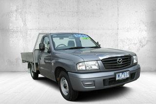 2005 Mazda Bravo B2600 DX 4x2 Titanium 5 Speed Manual Cab Chassis.