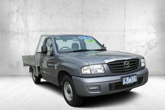 Used Mazda Bravo B2600 DX 4x2, 2005 Mazda Bravo B2600 DX 4x2 Titanium 5 Speed Manual Cab Chassis