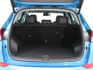 2018 Hyundai Tucson TLE2 MY18 Highlander R-Series (AWD) Ara Blue 6 Speed Automatic Wagon