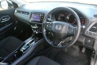 2015 Honda HR-V MY15 VTi Silver 1 Speed Constant Variable Hatchback.
