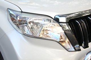 2014 Toyota Landcruiser Prado KDJ150R MY14 Altitude Crystal Pearl 5 Speed Sports Automatic Wagon