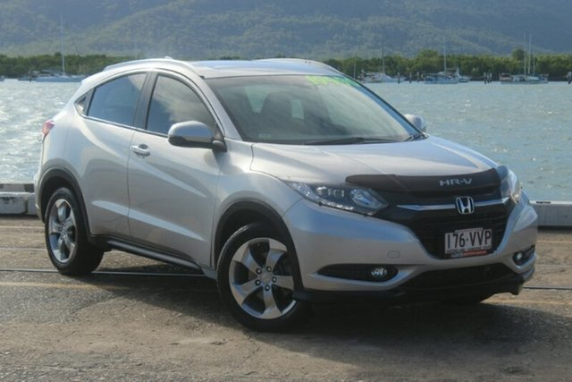 Used Honda HR-V MY15 VTi, 2015 Honda HR-V MY15 VTi Silver 1 Speed Constant Variable Hatchback