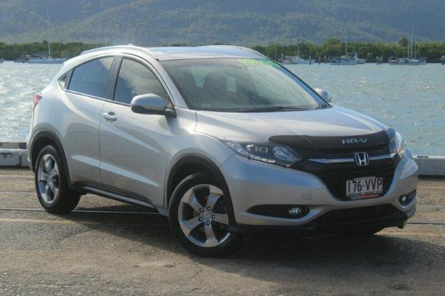 Used Honda HR-V MY15 VTi, 2015 Honda HR-V MY15 VTi Silver 1 Speed Constant Variable Hatchback