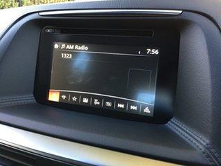 2017 Mazda CX-5 KE1032 Grand Touring SKYACTIV-Drive i-ACTIV AWD Billet Silver 6 Speed