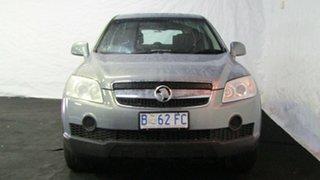 2010 Holden Captiva CG MY10 SX AWD Ironite 5 Speed Sports Automatic Wagon.