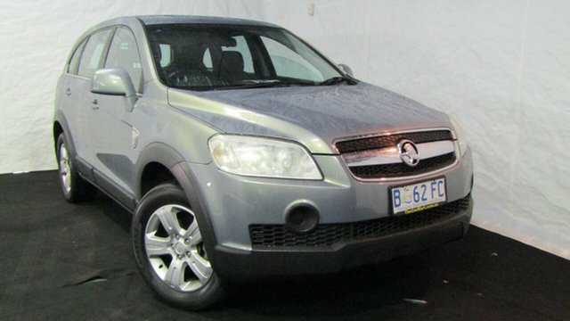 Used Holden Captiva CG MY10 SX AWD, 2010 Holden Captiva CG MY10 SX AWD Ironite 5 Speed Sports Automatic Wagon