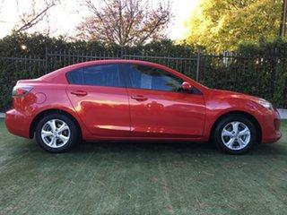 2011 Mazda 3 BL10F2 Neo Activematic Red/Black 5 Speed Sports Automatic Sedan.