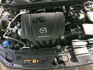 2019 Mazda 3 BP2H76 G20 SKYACTIV-MT Touring Titanium Flash 6 Speed Manual Hatchback