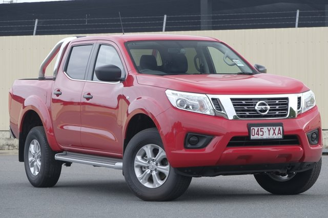 Demo Nissan Navara D23 S3 Silverline, 2018 Nissan Navara D23 S3 Silverline Burning Red 7 Speed Sports Automatic Utility