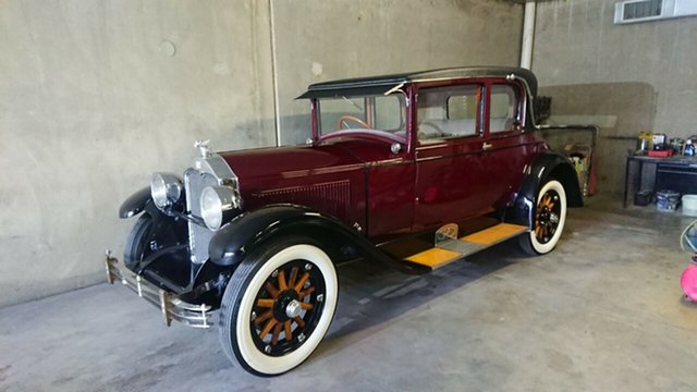 Used Buick Master  , 1928 Buick Master Maroon 3 Speed Manual Coupe