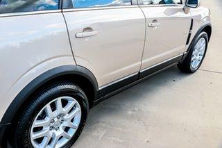 2013 Holden Captiva CG Series II MY12 5 AWD Sandy Beach 6 Speed Sports Automatic Wagon