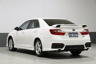 2013 Toyota Aurion GSV50R Sportivo ZR6 White 6 Speed Automatic Sedan