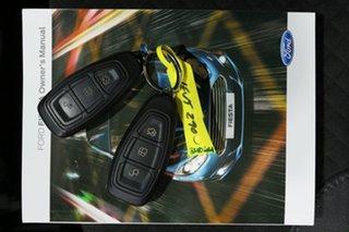 2015 Ford Fiesta WZ Sport Black 5 Speed Manual Hatchback