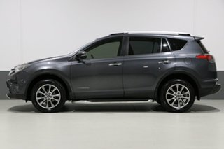 2016 Toyota RAV4 ALA49R MY16 Cruiser (4x4) Grey 6 Speed Automatic Wagon