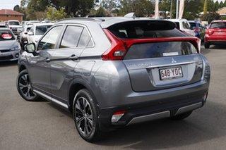 2018 Mitsubishi Eclipse Cross YA MY18 LS 2WD Grey 8 Speed Constant Variable Wagon.