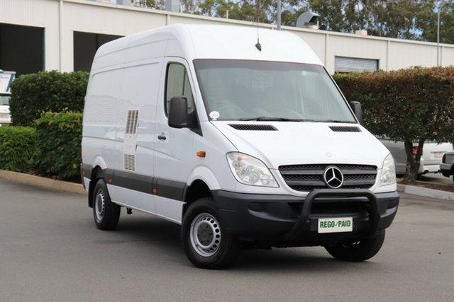 Used Mercedes-Benz Sprinter 906 MY11 316 CDI MWB (4x4), 2011 Mercedes-Benz Sprinter 906 MY11 316 CDI MWB (4x4) White 6 Speed Manual Van