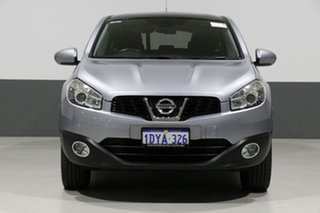 2012 Nissan Dualis J10 Series 3 TI (4x2) Grey 6 Speed CVT Auto Sequential Wagon.
